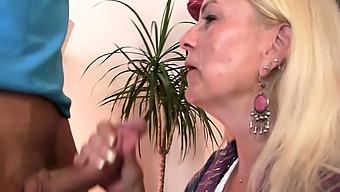 Gilf big boobs riding dick Teen Big Tits Blonde Skinny Granny Enjoys Riding His Big Dick Porn300